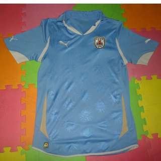 Uruguay World Cup Football Soccer Jersey