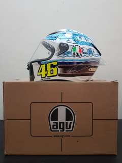 AGV Pista GP-R Winter Test Tavullia
