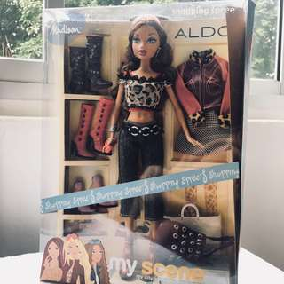 MyScene Madison Barbie Doll: ALDO Edition