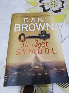 Dan Brown - The Lost Symbol (Hardback)