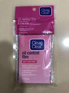 Clean&clear oil control film (pink grapefruit)