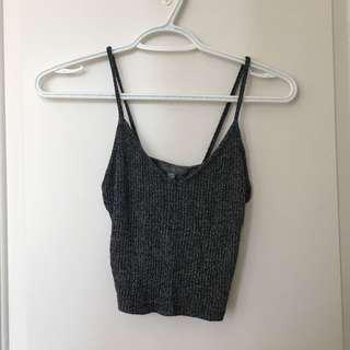American Eagle Crop Top
