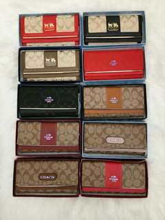 (Free post)OFFER Coach purse