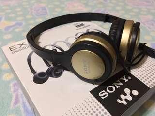 🚚 Sony MDR-XB808重低音耳機(Subwoofer headphones)