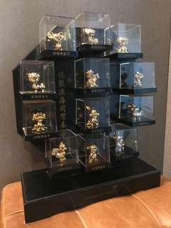 MBS - Lucky 12 Zodiacs - Home Decorative