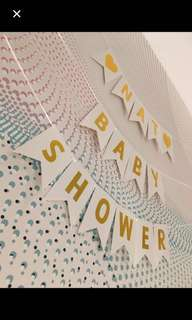 $0.50-$0.60: customized banner / bunting
