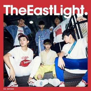 [PRE-ORDER] THE EASTLIGHT SIX SENSE ALBUM