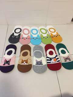 Cute Cartoon Socks