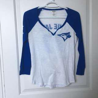 VS PINK Blue Jays Shirt