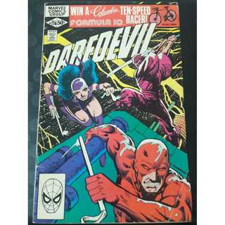 Daredevil #176 (1st app: Stick)