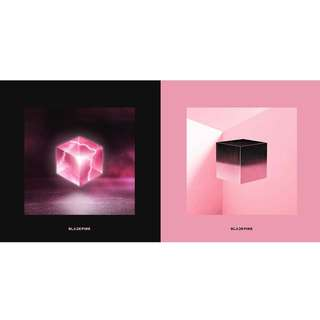 [PRE-ORDER] BLACK PINK SQUARE UP ALBUM