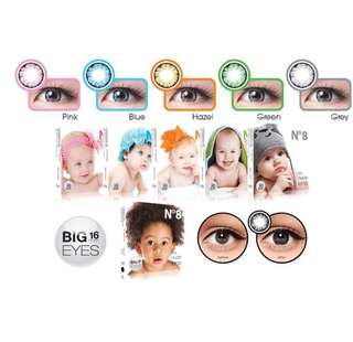 Soflens N8 Normal / Softlense/ soflens ICE