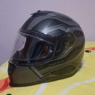 Nexx Full Face Helmet
