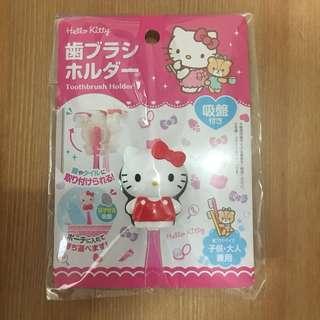 全新 Hello Kitty 牙刷刷頭套