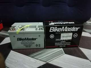 BikeMaster battery 12v9Ah for superbike