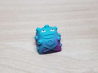Koffing Mechanical Keyboard Artisan Keycap