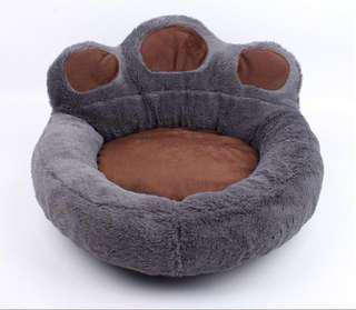 Bear Paw Dog Bed - Small
