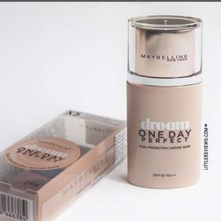 DREAM ONE DAY PERFECT DUAL PROTECTION LASTING BASE