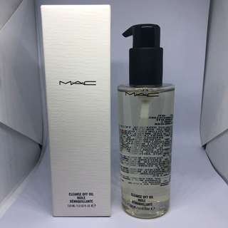 Mac Cleanse Off Oil / Make up remover