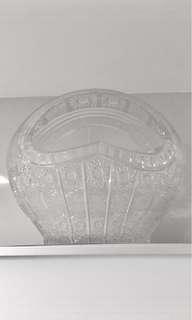 Bohemia Crystal Fruit basket
