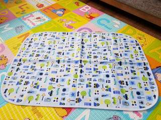 🚚 Baby Cotton Changing Mat