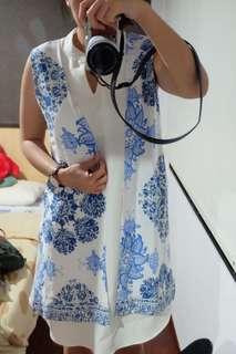 China Vase Dress