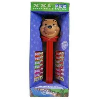 Winnie The Pooh Giant Pez Dispenser
