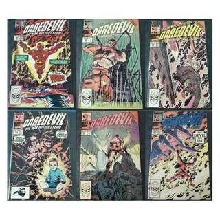Daredevil #261-#281 (1st app: Blackheart)
