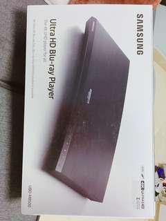 全新 Samsung UHD藍光碟機
