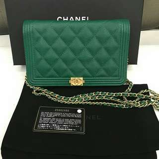 Bnew Chane Le Boy wallet on chain