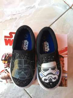 Boy Shoes-Starwars