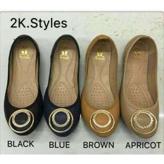 2k Style Korean Dollshoes #568-337