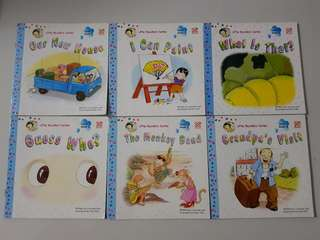 Little Readers Series Level 1 (6 books)