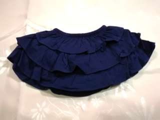 100% cotton baby skirt with panty