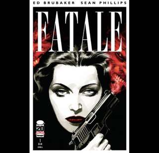 FATALE #1 (2012) First issue!