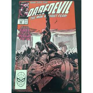 Daredevil #252 (1st app: Mary Walker)