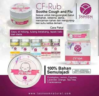Tasneem Naturel Balm(Cf-Rub)