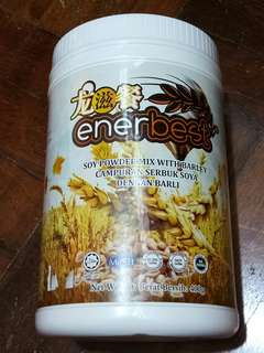 Enerbest Soy Powder mixed with Barley (HALAL)