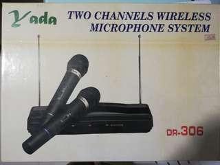 2 channel wireless system