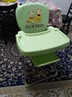 Ace Bear Baby Chair
