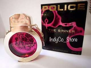 Police The Sinner For Men And For Woman (New ARRIVAL)