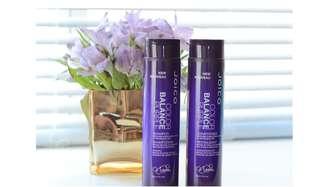 Color Balance Purple Shampoo / Conditioner