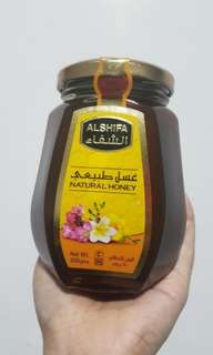 Madu ALSHIFA (Natural Honey 500gr)
