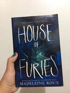 House of flurries by Madeline Roux
