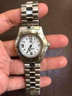 Tag Heuer Authentic Unisex Jr Size Exclusive Watch