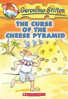 (BN) Geronimo Stilton #2 The Curse of the Cheese Pyramid
