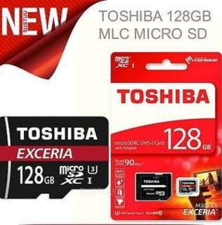 *NEW 128gb Micro SD Card *SanDisk Toshiba $90+