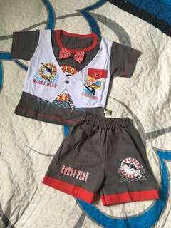 Shirt And Pants baby (1-2y)