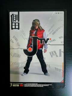 Justin Lo 側田 - JTV CD (香港版 HK Version)