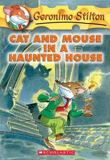 (BN) Geronimo Stilton #3 Cat and Mouse in a Haunted House